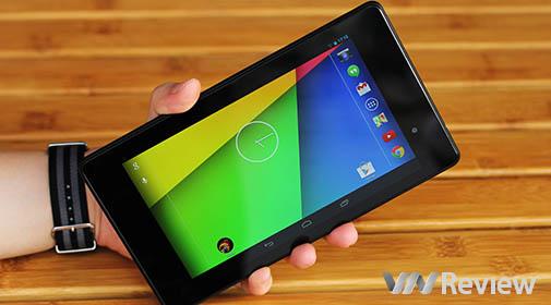 Đánh giá Nexus 7 2013