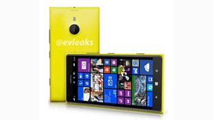 Lộ ảnh rõ nét của phablet Nokia Lumia 1520