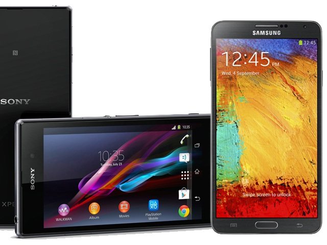 """Xperia Z1, Galaxy Note 3 lên """"bàn cân"""" benchmark"""