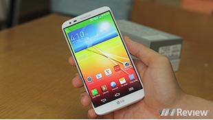 LG G2: Smartphone lướt web lâu nhất