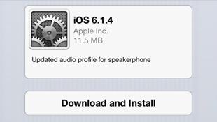 iOS 6.1.4 đã bị jailbreak
