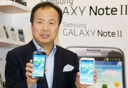 Hơn 38 triệu chiếc Galaxy Note đã được bán ra