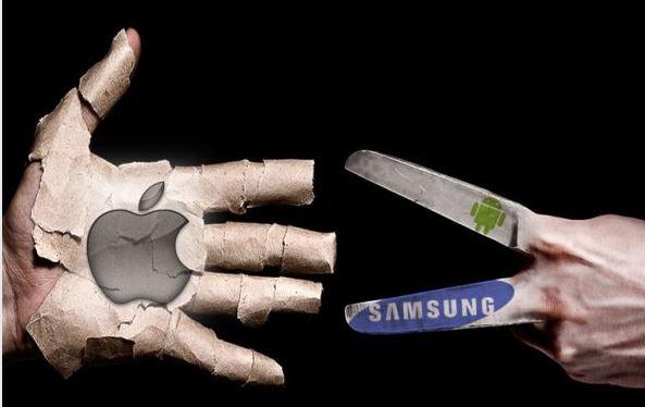 Lướt web di động, Samsung tiếp tục vượt mặt Apple