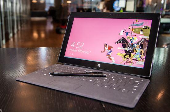 Không cam chịu thất bại, Microsoft rục rịch ra mắt Surface 2