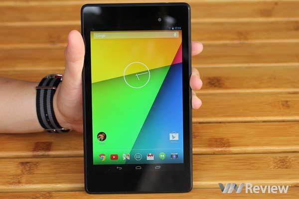 Google phát hành phiên bản 3G cho Nexus 7 2013