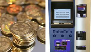 """Xem rút """"tiền ảo"""" Bitcoin từ máy ATM"""