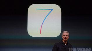 iOS 7 chính thức phát hành vào 18/9