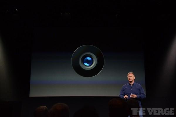 Những tính năng đặc biệt của camera iPhone 5S