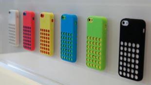 """""""Zoom"""" tất cả bộ vỏ chính hãng của iPhone 5S, iPhone 5C"""