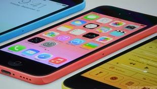 iPhone 5C và 5S bản quốc tế có giá khởi điểm 11,5 và 13,6 triệu đồng