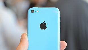 Trên tay iPhone 5C