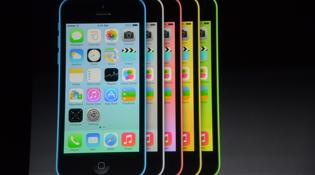 Giá iPhone 5S, iPhone 5C phiên bản quốc tế