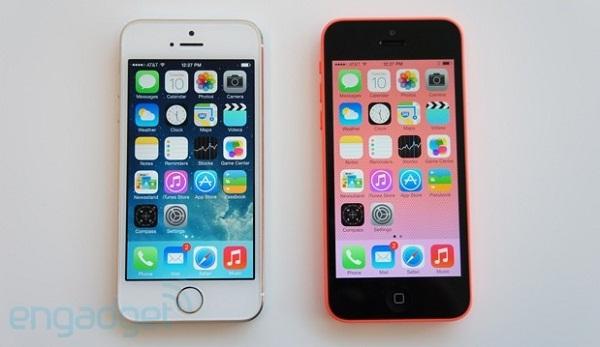 Lựa chọn iPhone 5C hay iPhone 5S?