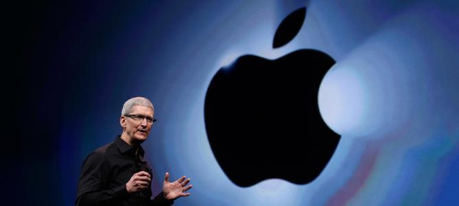 """Apple muốn quay lại với """"tình cũ"""" Google"""