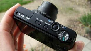 Đánh giá máy ảnh compact Canon PowerShot S95