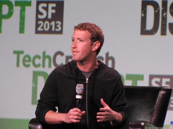 Mark Zuckerberg thích Facebook gây điều tiếng!