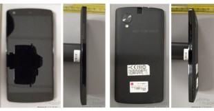 Xem toàn bộ nội, ngoại thất của LG Nexus 5