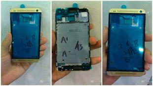 Bắt chước iPhone 5S, HTC cũng ra smartphone vàng sâm-panh