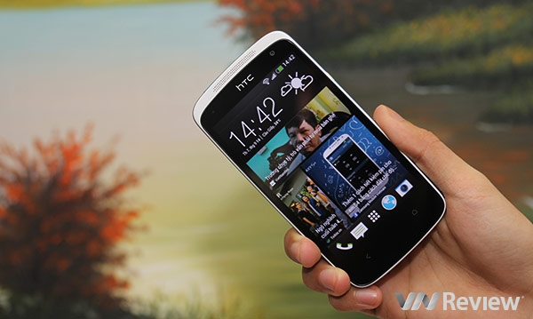 HTC giới thiệu One (M8) phiên bản Champions League
