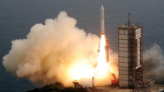 Nhật Bản phóng thành công tên lửa tích hợp trí thông minh nhân tạo