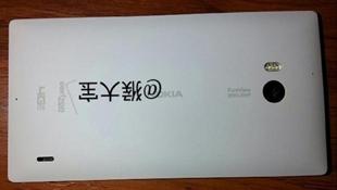 Lộ ảnh Lumia 1520 bản màu trắng