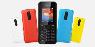 Nokia lại ra điện thoại giá rẻ mới