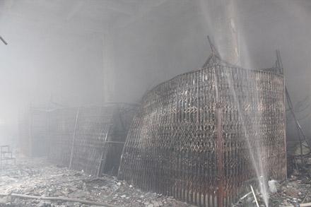 Cư dân mạng bức xúc với cứu hỏa Hải Dương