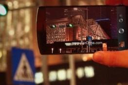 """Ảnh thực tế phablet camera """"khủng"""" Oppo N1"""