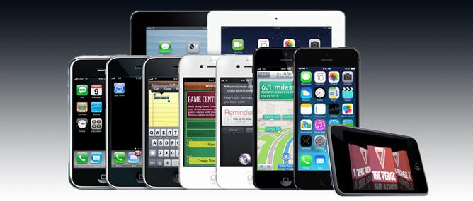 Con đường iOS trở thành huyền thoại