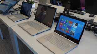 Dell ra hai dòng laptop siêu mỏng cấu hình cao