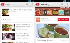 YouTube di động sẽ có thêm tính năng xem offline