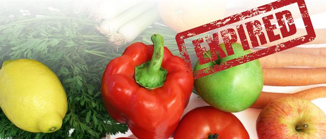 Tại sao thực phẩm hết hạn sử dụng vẫn có thể ăn được?