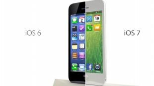 "iOS 7 không ""nuột"" như iOS 6"