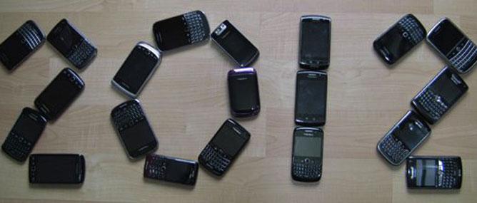 Kỳ vọng gì ở BlackBerry năm 2012?