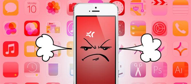 Tắt các cài đặt khó chịu trong iOS 7