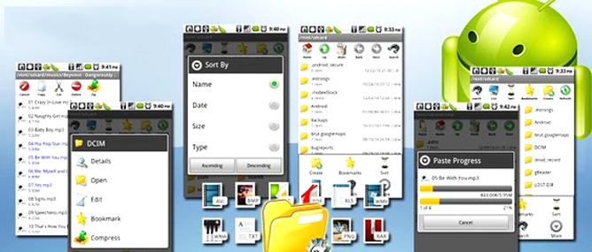 5 ứng dụng quản lý file tốt trên Android