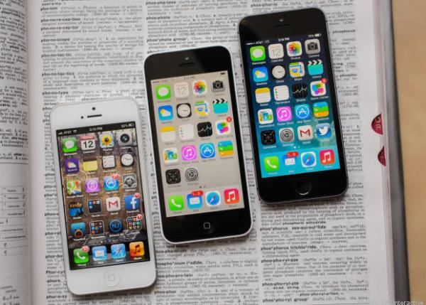 Iphone 5S xách tay 16 GB Quốc Tế
