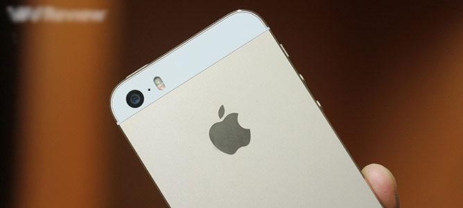 Đánh giá điện thoại iPhone 5s