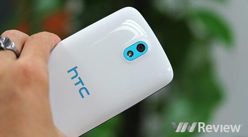 Đánh giá HTC Desire 500