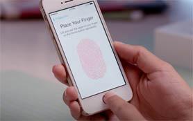 Cực dễ để hack vân tay trên iPhone 5s