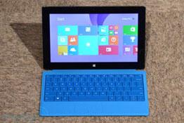 Thách thức iPad, Microsoft ra 2 Surface mới