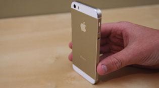 iPhone 5s màu vàng hiếm hàng chỉ là chiêu marketing của Apple