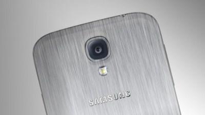 Galaxy S5: Chip Exynos 64-bit, vỏ nhôm nguyên khối, chống nước, flash Xenon