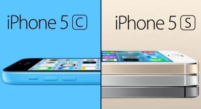 Apple thực sự mới bán được 5,5 triệu iPhone 5s, 5c