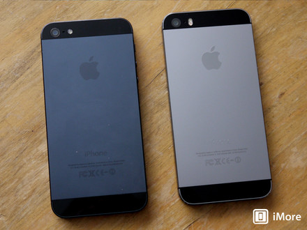 iphone 5 cũ và iphone 5s cũ