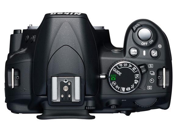 đánh giá máy ảnh Nikon D3100