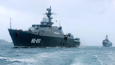 Chân dung tàu khu trục lớp Gepard Nga đóng cho Việt Nam