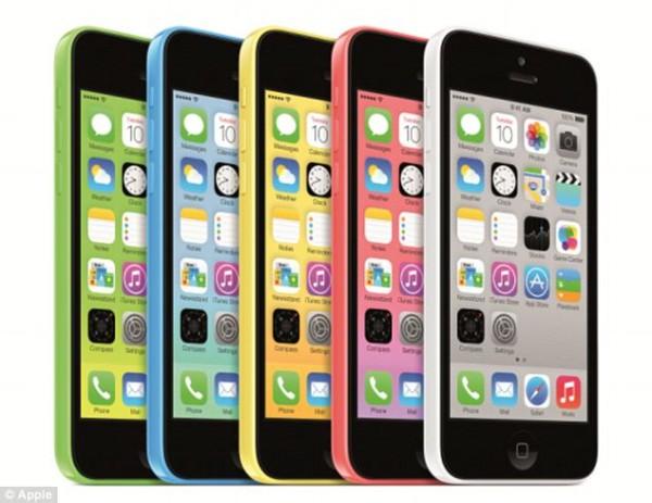 Kết quả hình ảnh cho iphone 5c màu vàng