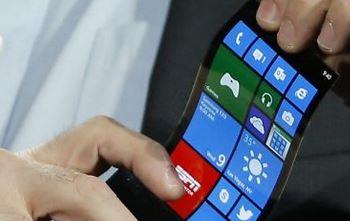 Samsung sẽ ra smartphone màn hình cong vào tháng tới
