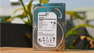 Ổ đĩa dành cho gia đình, doanh nghiệp nhỏ Seagate NAS HDD